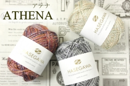 ATHENA / SILK MOHAIR LAME LILY YARN / 25gram